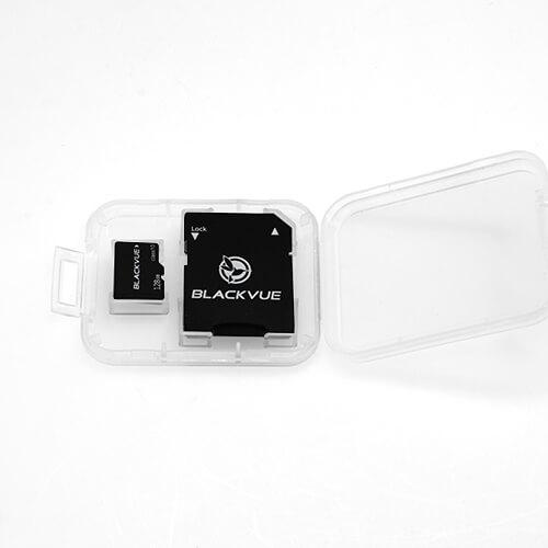 BLACKVUE MicroSD 128GB Inkl. adapter