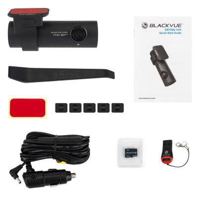BLACKVUE Bilkamera DR750S 1CH 16GB Nordic