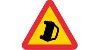Nytt vägmärke från 1:a december 2017