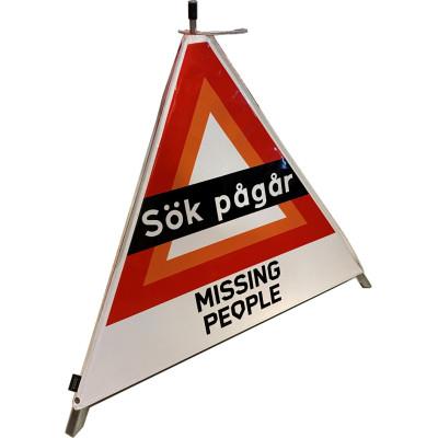 Varningstält PULS Special